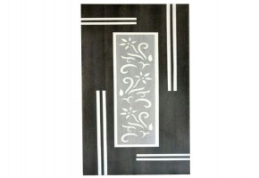 Wooden Printed Main Door by Ellora Screen