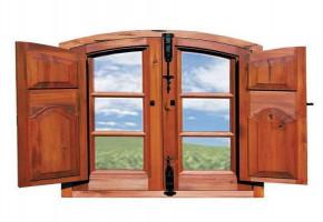 Wooden Window by Sri Venkateswara Timbers & Furniture