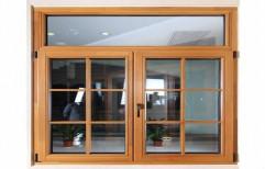 Wooden Window Design by Rajindra Industries