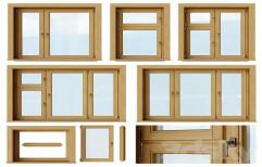 Wooden Window Model by Shri Vittal Enterprises