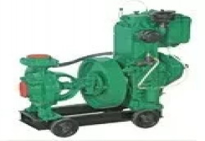 5 HP Diesel Pumpset by S.S. Engineering Works