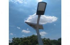 Aluminium Solar Street Lighting System by Watt Else Enterprises Private Limited