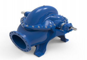 Andritz 'ASP' Series Horizontal Split Case Pumps by Andritz Separation & Pump Technologies India Private Limited