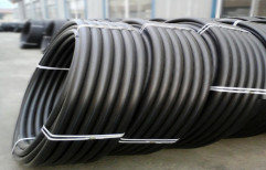 Black Borewell HDPE Pipe by Naman Polyplast