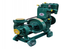 Centrifugal Water Pumping Sets by Chopson Engineering Company