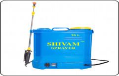 Chemical Sprayers by Shivam Agrotech