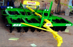 Heavy Duty 9-9 Agricultural Disc Harrow by Nazar Mechanical Works