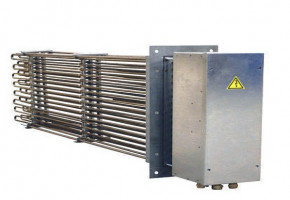 Industrial Air Heater by Premier Electricals