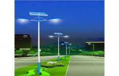 Integrated Solar Street Light by Neoteric Enterprises India Private Limited