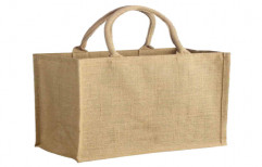 Jute Shopping Bags by Saffron Craft