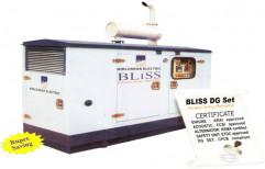 Kirloskar Electric Bliss Diesel Generators Product Range by Farm (India)