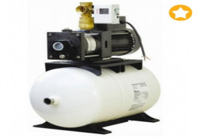 Kirloskar Pressure Booster Pump With 24Ltr Tank by R. K. Manufacturing Co.