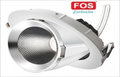 LED Zoom Light COB LENS - 20W Cool White by Future Energy