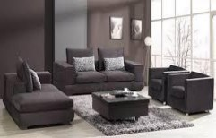Living Room Sofa Set by Ply Point Interiors