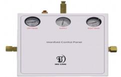 Manifold Control Panel by Gaurav Sanjivani Technicals