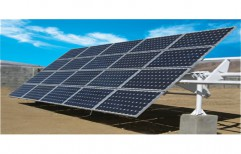 Off Grid Rooftop Solar Power Plant by Samkay Energy