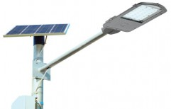 Outdoor Solar Street Lighting System by Watt Else Enterprises Private Limited