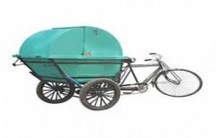 Pedal Driven Rickshaw Bins by Sri Kamakshi Enterprises