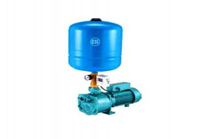 Automatic Three Phase Pressure Booster Pump, Voltage: 230 V