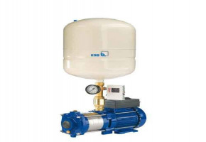 Pressure Booster Pump by Saptha Innovations Private Limited
