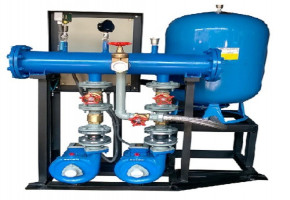 Pressure Booster System by Kirloskar Sistech Company