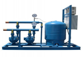 Pressure Boosting Pumps Systems by Crompton Greaves Limited