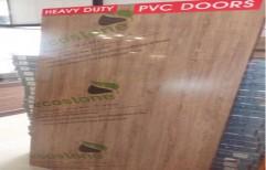 PVC Door by Rana Aluminium & Pvc