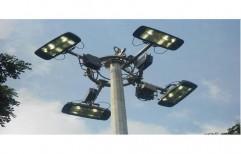 Smart LED Poles by Nakshtra Solar Solution