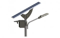 Smart Solar Street Lights by ENTECH ASSOCIATE
