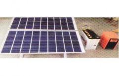 Solar AC Hybrid Power Pack by Steelhacks Industries
