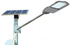 Solar LED Street Light 12 watt by Mainframe Energy Solutions Pvt. Ltd.