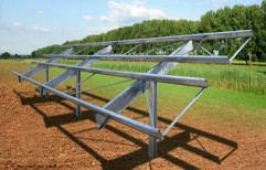 Solar Panel Mounting Structure by Dinkrit Solar Power Systems