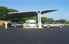 Solar Parking System by Eyconic World Compu Solar Solutions Private Limited