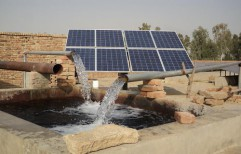 Solar Water Pump System by Agnivia Energy