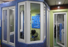 uPVC Doors by Fortunne Windows Designs