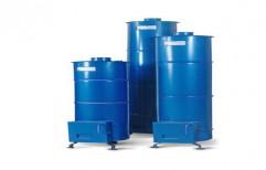 Wood Fired Water Heater by Steelhacks Industries