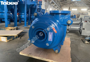 China 4x3C-AH Slurry Pump for mining industry by Tobee Pump