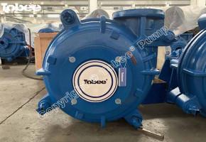 China 6x4D-AH heavy duty centrifugal Slurry Pump by Tobee Pump