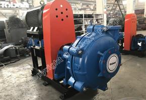 China 8/6E-AH Slurry Pump Warman manufacturer by Tobee Pump