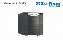 Colossal 1P-1P 5KVA/48V DSP Sine Wave Inverter by Sukam Power System Limited