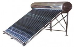 ETC Solar Water Heater by Sunlight Energy Solutions