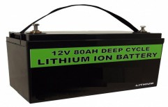 Lithium- Ion Battery by Future Lighting Solutions