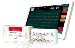 Multichannel ECG Test System by Helix Private Limited