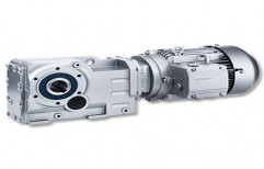Siemens Parallel Shaft Helical Gearbox by Makharia Machineries Pvt. Ltd.