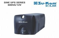 Sine UPS Series 600VA/12V by Sukam Power System Limited