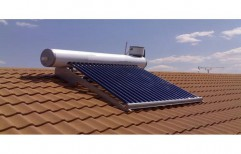 Solar Geyser by Solaris Energy