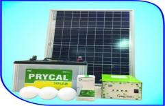 Solar Home Light System by Go Green Enterprises