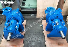 Tobee 4/3D-AH horizontal dewatering pump by Tobee Pump