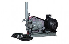Triplex Plunger Pump by National Equipment Company