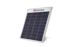 100 Watt Microtek Solar Panel by Vicky Electricals